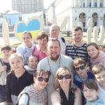 Зографы посетили Иерусалим земли Русской – Киев.