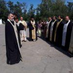 Священнослужители Мелитопольского благочиния почтили память погибших летчиков ИЛ 76.