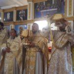 В Мелитополе праздновали день памяти св. равноапостольного князя Владимира.