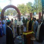 Торжественный молебен и праздник в честь дня православной бабушки