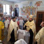 В Мелитополе помолились за Украину в день Независимости.