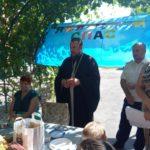 В праздник Преображеня Господня в храме святого вмч. Георгия Победоносца, состоялся фестиваль яблочных пирогов.