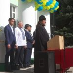 Благочинный Мелитополя поздравил студентов ТГАТУ с началом учебного года.