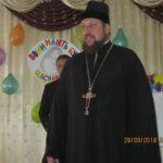 Благочинный Мелитополя поздравил сотрудников детского приюта с Днем усыновления.