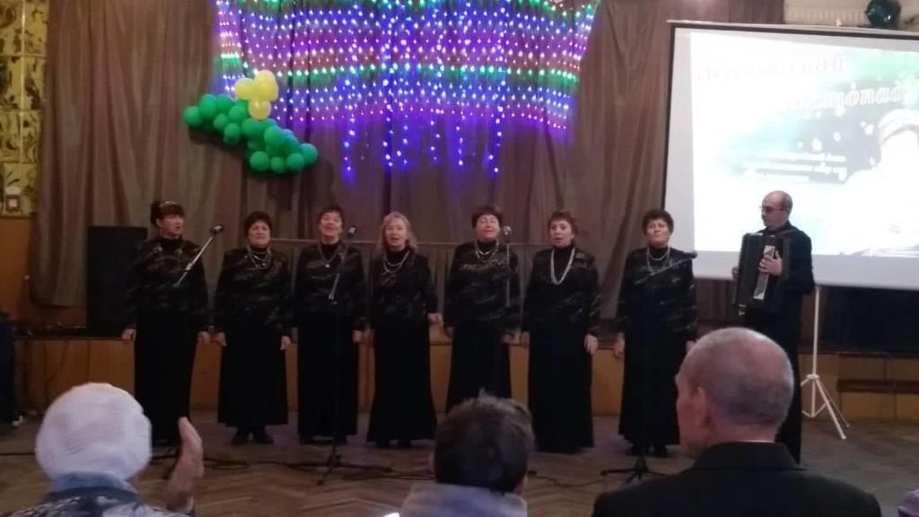 Благочинный Мелитополя поздравил людей старшего поколения с Днем пожилых людей.