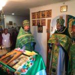 В Мелитополе отметили день памяти прп. Ильи Муромца.