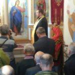 В Мелитополе, в храме Св. Георгия помянули городского краеведа Владимира Резника