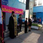 В Мелитополе принимали в молодые казаки.