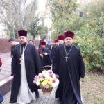 В Мелитополе помолились о воинах освободителях 1943 года.