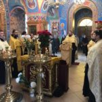 В Мелитополе соборно помолились архангелу Михаилу.