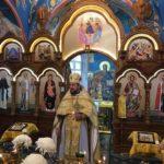 В Мелитополе помолились о жертвах голодомора 30-х годов.