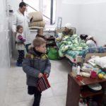 В день святого Николая к лежачим больным