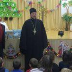 Благочинный города Мелитополя поздравил воспитанников детского интерната № 2 с днем св. Николая.