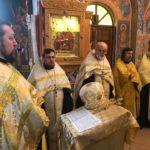 В Мелитополе традиционно помолились о мире в Украине.