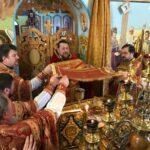 В Мелитополе соборно помолились священнослужители города о мире в нашем регионе