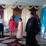 В Мелитополе благочинный поздравил детей приюта с праздником Серетения Господня.