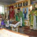 Миряне Мелитопольского благочиния поздравили с днем ангела протоиерея Максима Смирнова благочинного церквей города Мелитополя.