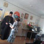 В Мелитополе благочинный поздравил участников терцентра с праздником Вознесения Господня