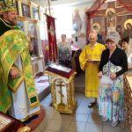 В Мелитополе поздравили благочинного с днем ангела