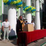 Благочинный города Мелитополя благословил на начало учебного года студентов ТГАТУ.