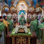 В Мелитополе соборно отслужили день памяти св.. блгв кн.. Александра Невского