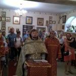В всех храмах Мелитополя 1 сентября были отслужены молебны перед началом учебного года.