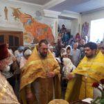 В Мелитопольских храмах отслужили молебен о сохранении творения Божия.