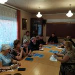 В Мелитополе состоялось собрание настоятелей и руководителей воскресных школ города