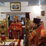 В Мелитополе отметили храмовый праздник в честь св. мчц. Веры Надежды, Любви и матери их Софии.