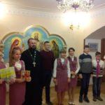 В Запорожье приняли участие в турни ре «Зерно истины», воспитанники воскресных школ города Мелитополя