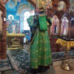 В Мелитополе соборно отслужили молебен.