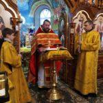 В Мелитополе соборно помолились в день памяти свщисп. Феодосия Мелитопольского