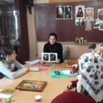Необычный урок-встреча в школе «Зограф»