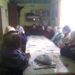 Благочинный города Мелитополя провел беседу с участниками Мелитопольского терцентра.