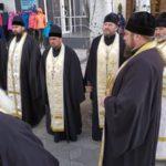 Священнослужители Мелитопольского благочиния помолились о замученных голодом жертвах 30-х годов прошлого столетия.