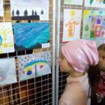 В Мелитополе библиотеке им. М. Ю. Лермонтова, проходит выставка «красота Божьего мира»