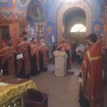 В Свято-Александровском кафедральном соборе соборно помолились св. мч. Татиане.