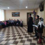 В Мелитополе накануне Крещения Господня, городские учреждения и организации получили поздравления от Благочинного города Мелитополя.
