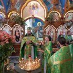Мелитопольский автопробег в день Святого Духа.