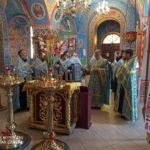 В Мелитополе соборно помолились о сдающих ВНО учащихся.