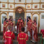 В Мелитополе помянули святых царственных страстотерпцев.