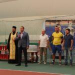 В Мелитополе состоялся турнир по большому теннису в память о Сергее Пилипенко.