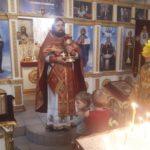 В Мелитополе отметили храмовый день в честь св. мч. Веры, Надежды, Любви и матери их Софии.
