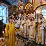 В Мелитополе соборно помолились в день 30-летия с дня выдачи Грамоты о самостоятельности УПЦ.