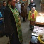 Поминовение усопших в мелитопольском благочинии
