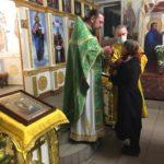 Новогодняя литургия в Мелитополе
