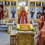 Престольный праздник храма святого Георгия Победоносца