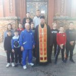 Православная молодежь выбирает спорт!