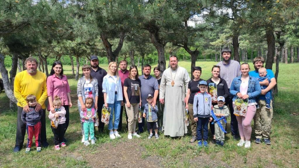В Мелитополе прошла конференция жен священнослужителей