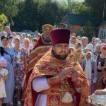 Престольный праздник в Свято-Пантелеимонов храме города Мелитополя